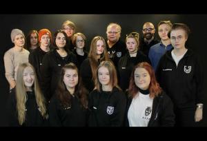 NTI Gymnasiet i Sundsvall deltar i NASA-projekt 1