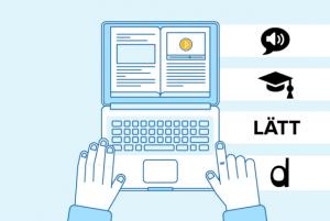 Digitala verktyg hjälper elever med läs- och skrivsvårigheter 1