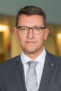 Martin Norsell blir ny rektor för Högskolan Dalarna 1