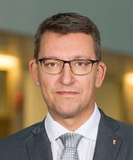 Martin Norsell blir ny rektor för Högskolan Dalarna