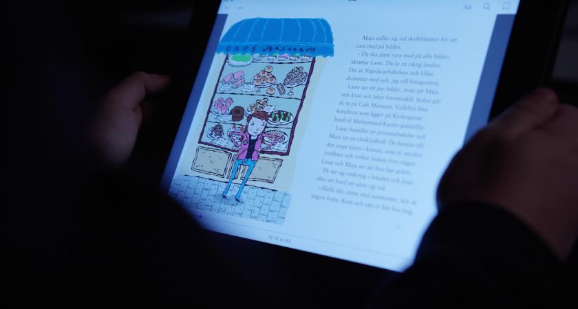Alternativ 5:2-metod kan få fler unga att läsa mer