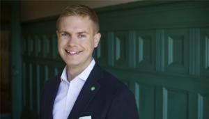 Utbildningsminister Gustav Fridolin gästar SETT 1