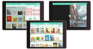 Ny version av Polyglutt – fem nya språk i appen 1