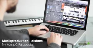 Furuboda folkhögskola startar distanskurs i musikproduktion 2
