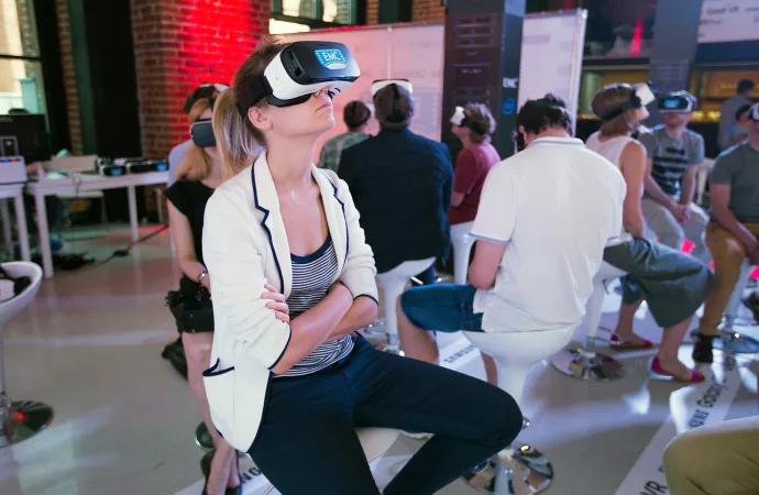 Så ska tekniken utveckla lärandet – barnfestivaldag på Tekniska museet
