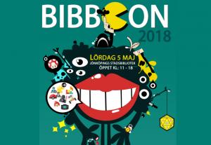 Bibbcon är tillbaka – nu nördigare än någonsin! 1