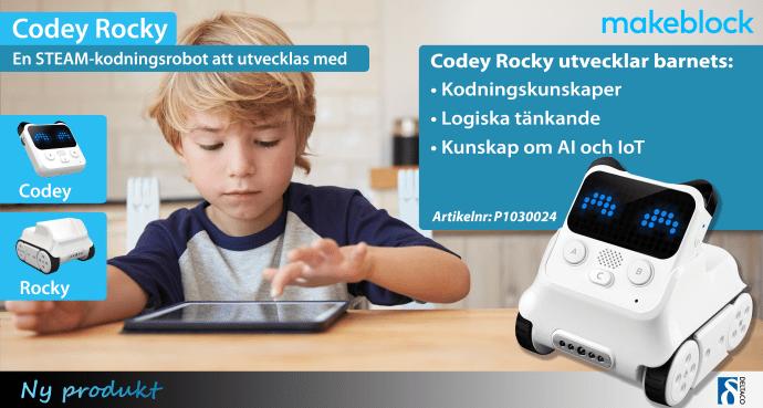 Ett spännande sätt att lära dina barn kodning