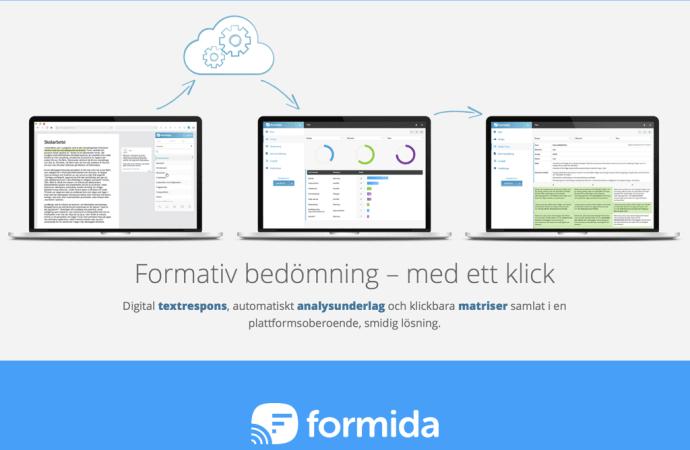 NE förvärvar edtech-bolaget Formida