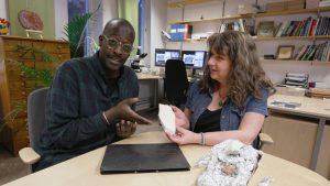 Nytt på Clio Online: Träffa världsledande forskare från Naturhistoriska riksmuseet! 1