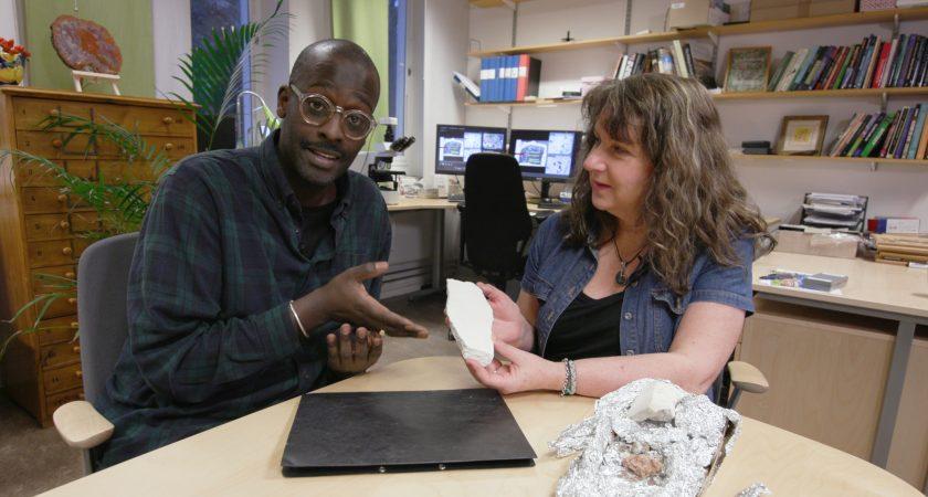 Nytt på Clio Online: Träffa världsledande forskare från Naturhistoriska riksmuseet!