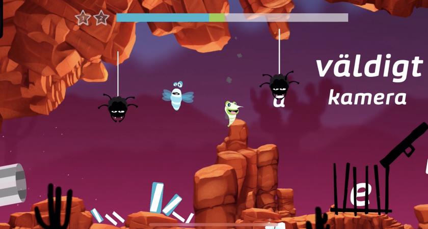Digitala spelet Poio ska hjälpa barn knäcka läskoden