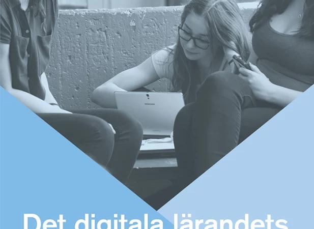 Det digitala lärandets möjligheter – ny bok sammanfattar forskningen