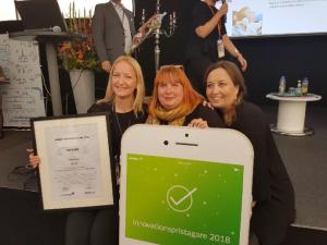 Lekolar vinnare av Årets Innovationspris i Skåne Nordost 2018 1