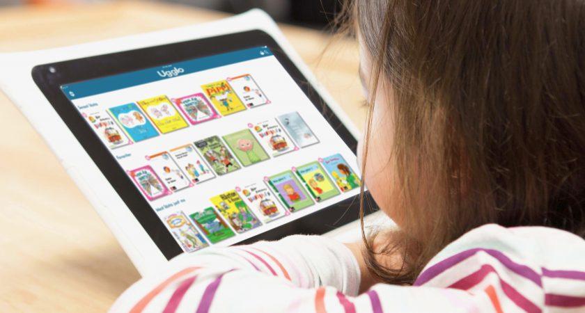 Ny studie visar att digital lästjänst skapar positivt förhållningssätt till läsning