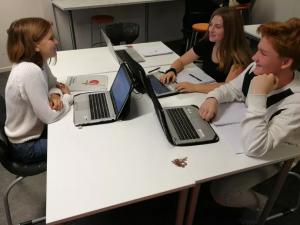 Att resonera ger bättre utveckling i matte på Erlaskolan i Falun 1