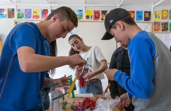 Inicio på Internetdagarna 2018: Kan digitalisering göra skolan mer betydelsefull i utsatta områden?