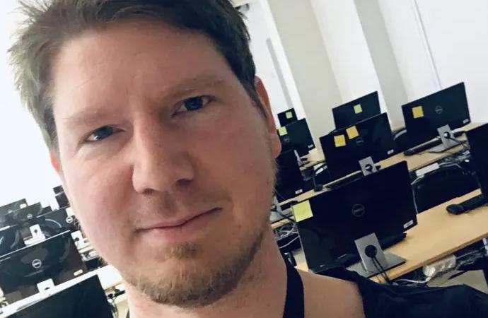 Hur kan en vanlig dag som VR-utvecklare se ut?