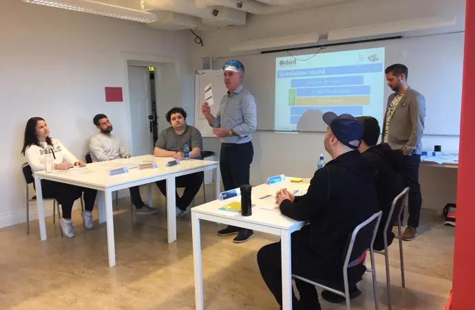 "Affärssimulering och workshop ""The Phoenix Project – DevOps i praktiken!"""