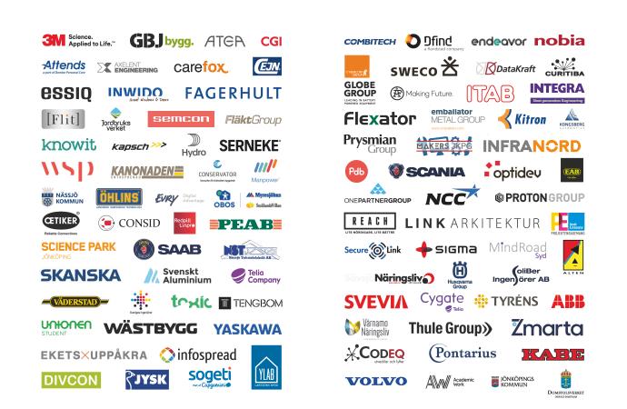 Studenter träffar över 100 företag på karriärmässa