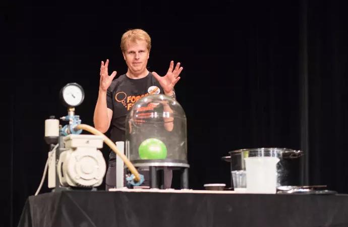 Teknisk fysik firar 30 år
