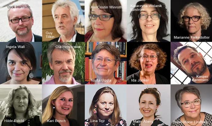 Nordiska experter samlas i Skellefteå för att prata om kraften i berättande som pedagogisk metod