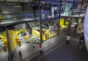 Tekniska museet tar hem Stockholms tillgänglighetspris 3