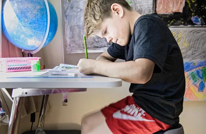 Skrivbordscyklar ökar koncentrationen