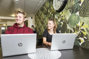 Dubbelt så många sökande elever till Thoren Business School Umeå 2