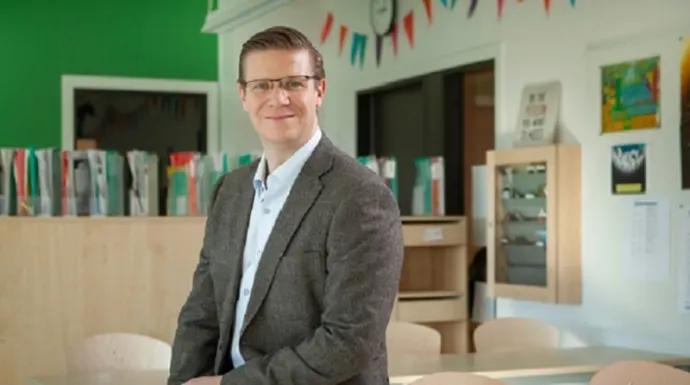 Henrik Lindh ny chef för utbildningsförvaltningen