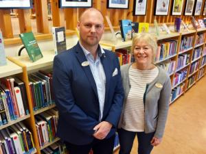 Biblioteket Älvkullen håller världsklass 1