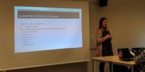 AI och virtuell programmering på NTI Gymnasiet i Kristianstad 2