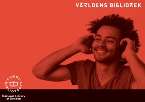Världens bibliotek – fri onlinetjänst för mångspråkiga böcker 1