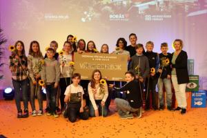 Drömstaden - en ny generation miljöhjältar – Vinnare Bredaredskolan 5 1