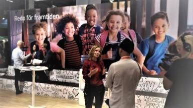 VR lyfter såväl upplevelsen som inlärningen i skolan