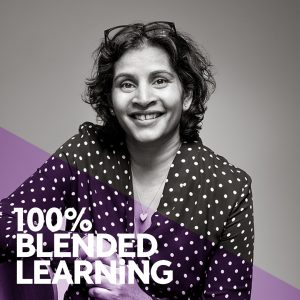 Blended learning har blivit ett begrepp i skolans och pedagogikens värld 1
