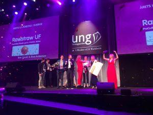Storslam för ProCivitas elever på SM-finalen i Ung företagsamhet 1