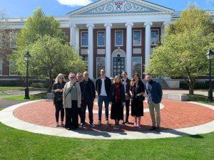 Svenska gymnasieskolor besöker Harvard Business School 1