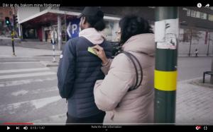 """""""Där är du, bakom mina fördomar"""" – ny kampanj från Fryshusets projekt Liv1 2"""