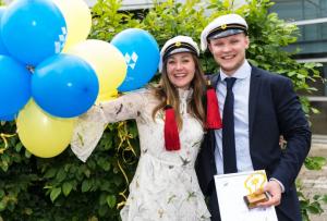 Stipendier på 300 000 kronor delades ut ur Lektor Sten Fåhrés minnesfond 1