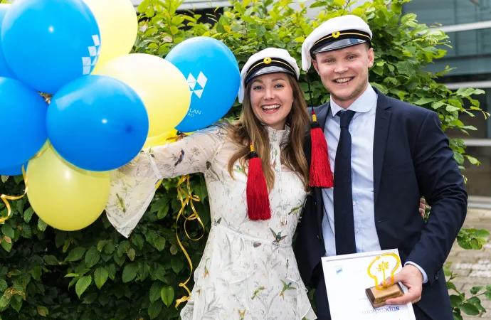 Stipendier på 300 000 kronor delades ut ur Lektor Sten Fåhrés minnesfond