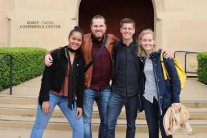 Ung techentreprenör bygger nätverk i Silicon Valley 2