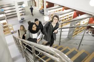 """""""Vi visar vägen till högskolestudier för personer med utländska meriter"""" 1"""