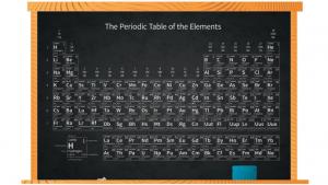 Kemister firar periodiska systemet som fyller 150 år 1