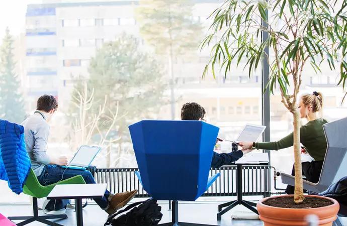 Fler antas till studier vid Karlstads universitet i höst