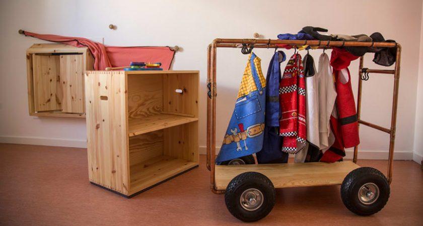 Ny design skapar jämlik lek bland förskolebarn
