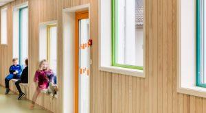 LINK arkitektur ritar Sveriges första fossilfria förskola 2
