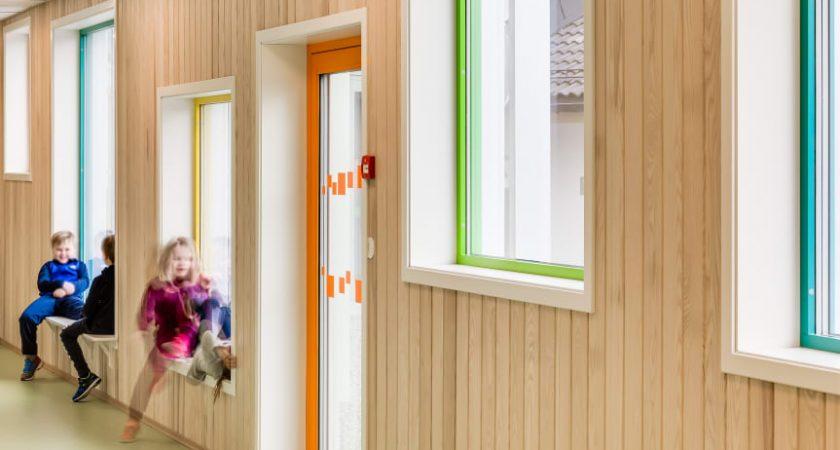 LINK arkitektur ritar Sveriges första fossilfria förskola