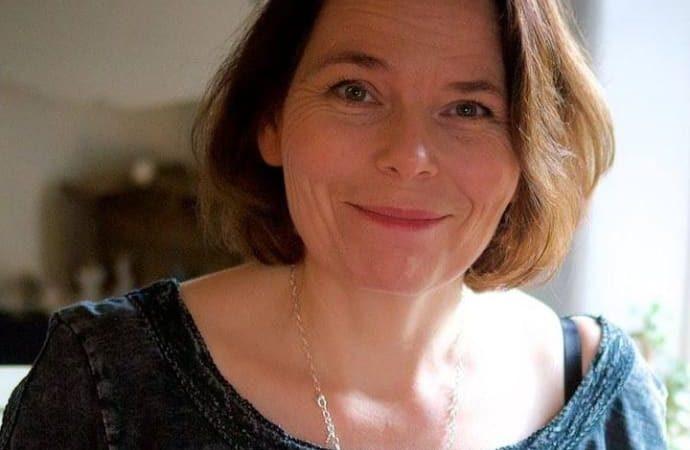 Gleerups författare Ingela Nilsson, nominerad till Guldäpplet 2019