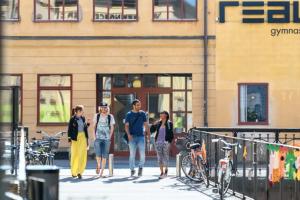 Realgymnasiet i Nyköping startar hälsosatsning 3
