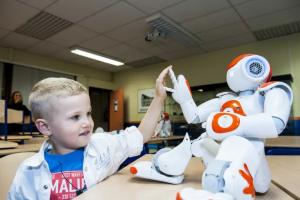 Kan sociala robotar hjälpa barn med autism? 1